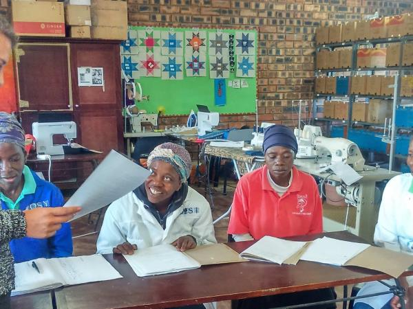 Womens empowerment volunteering in South Africa