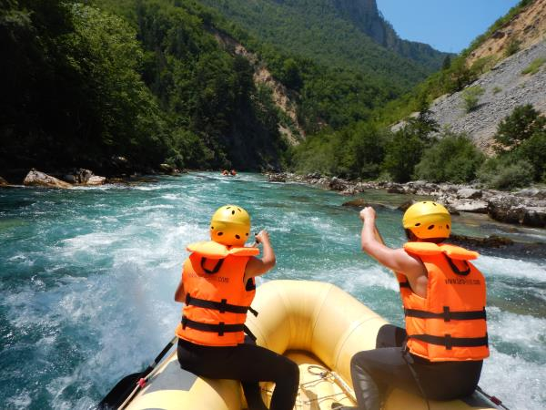 Montenegro activity holiday, small group
