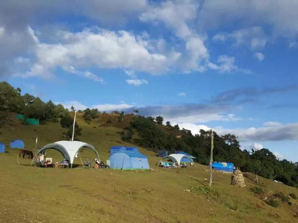 Bhutan multi activity holiday