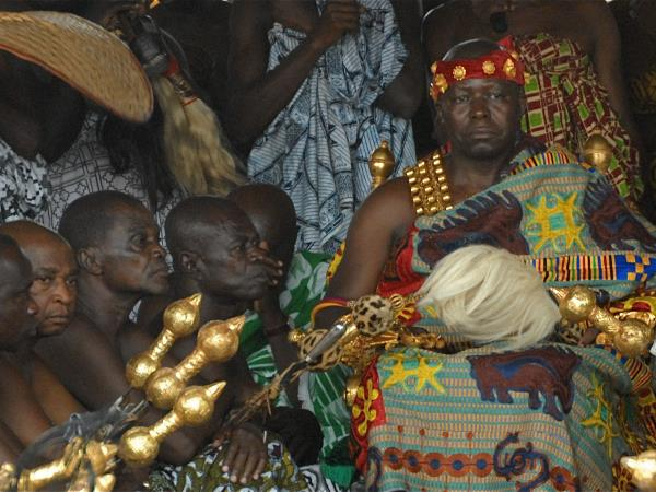 Festivals of Ghana tour