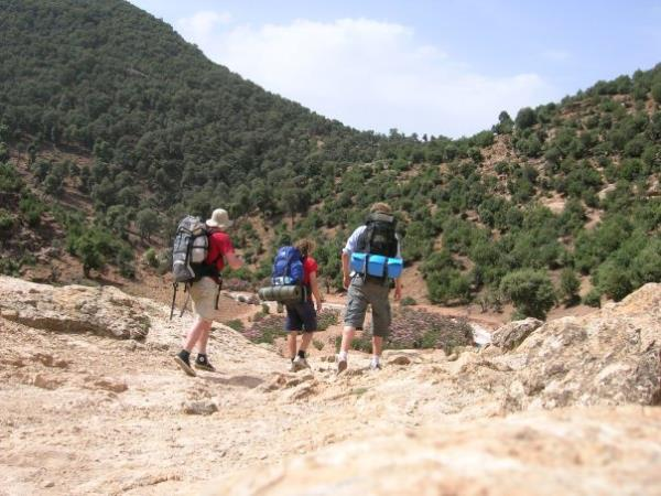 Morocco highlands small group tour