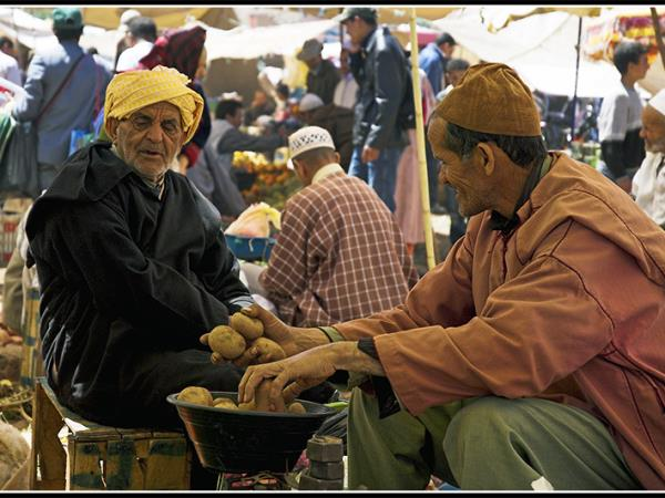 Cities and souks of Morocco tour