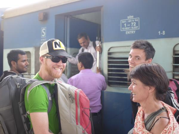 8 day Golden Triangle tour in India