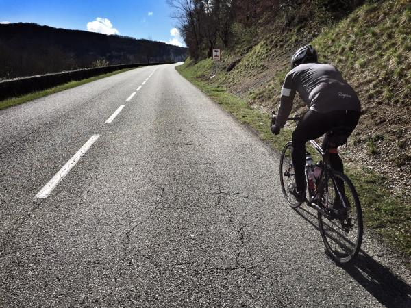 Road cycling holiday in Southern France