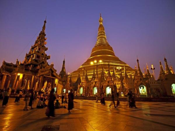 Highlights of Burma holiday