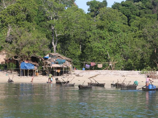 Burma sailing holiday, the Mergui archipelago