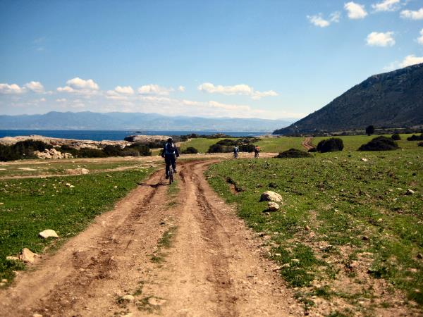 Cyprus self-guided cycling holiday