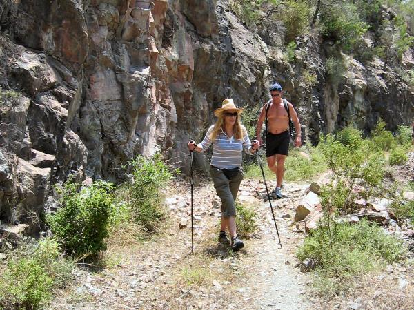 Rural Cyprus self-guided walking holiday