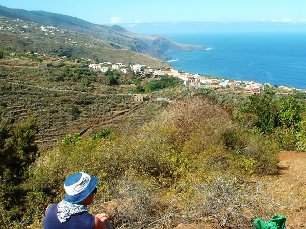Canary Islands walking holiday, La Palma
