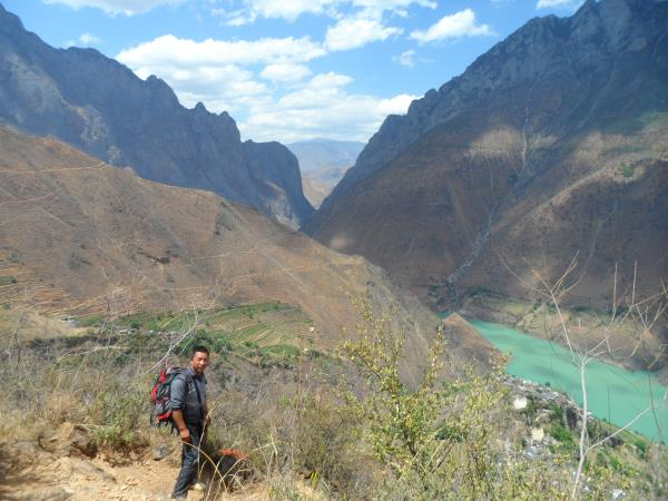 China walking holiday, adventure tour