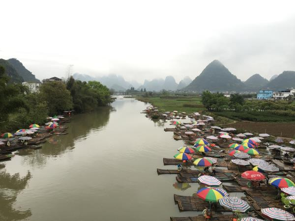 China walking holiday, Charms of China