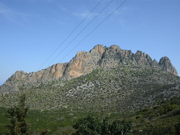 North Cyprus hiking holiday