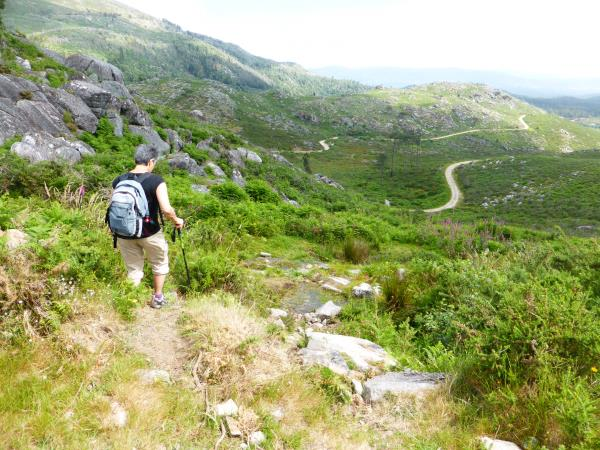 Northern Portugal self-guided walking holiday
