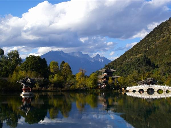 Cycling holiday in Yunnan, Zhongdian & Lijiang