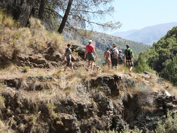 Self guided trekking holiday in Southern Spain