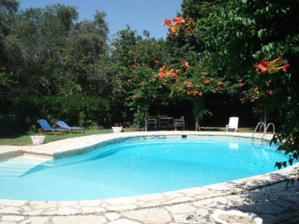 Corfu self catering cottages, Greece