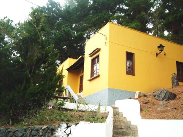 La Gomera holiday cottage in Garajonay Park, Canary Islands