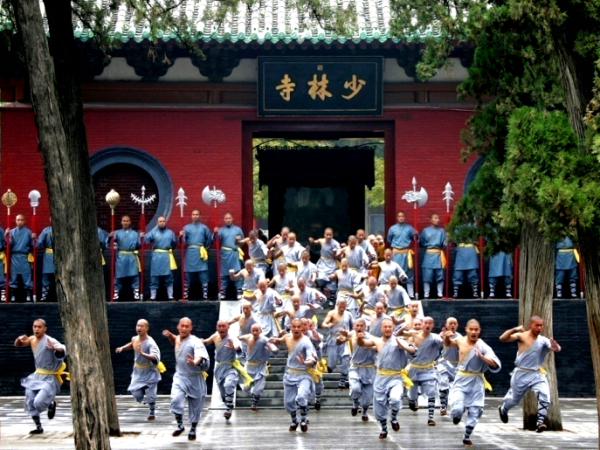 Chinese Kung Fu exploration trip