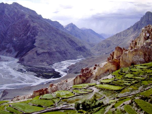 Spiti Valley tour in India
