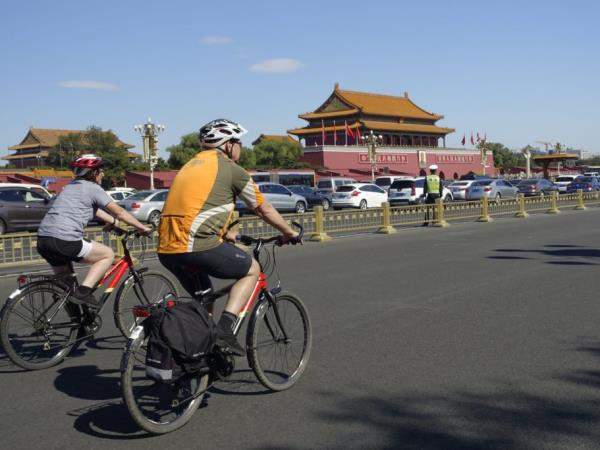China cycling tour