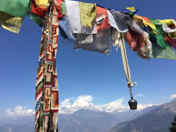 Volunteer and trek in Nepal