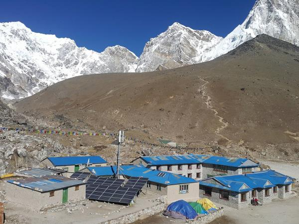Everest Base Camp treks