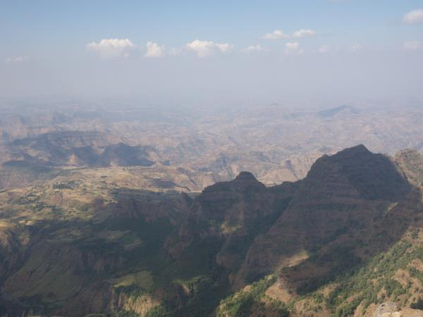 Simien Mountain trekking tour