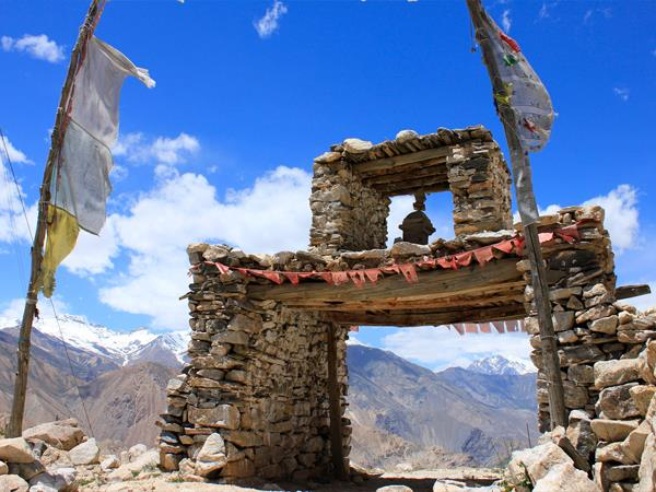 Himalayan Kinnaur, Sangla and Spiti Valley tour