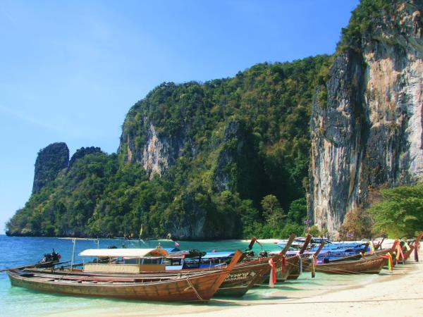 Southern Thailand adventure holiday