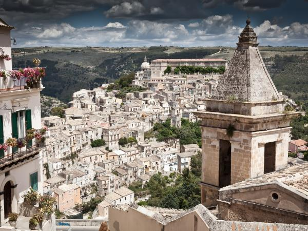 Southern Sicily holiday for over 50s