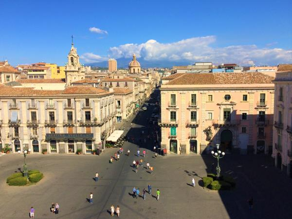 Catania and Mount Etna holiday for over 50s