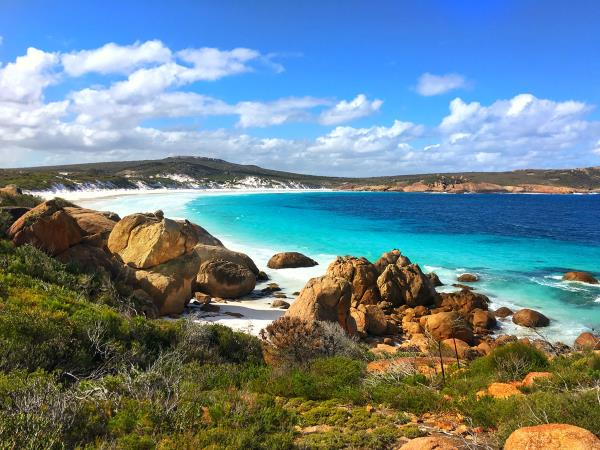 Adelaide to Perth overland tour