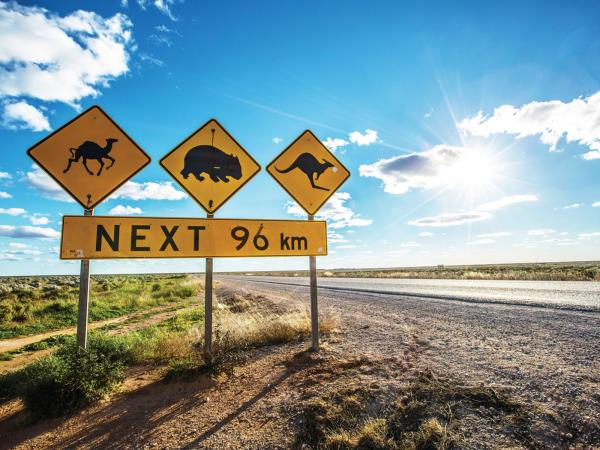 Perth to Adelaide overland tour