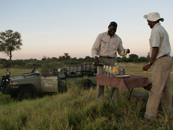 Botswana safari and Chobe river cruise