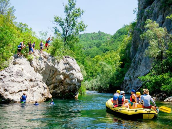 Croatia activity holiday for families with teenagers
