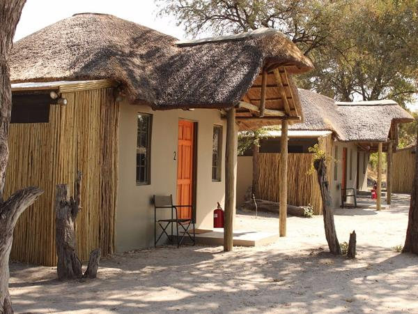 Botswana safari and Victoria Falls