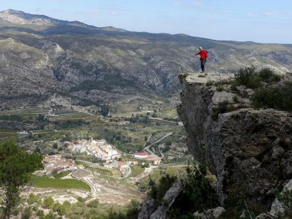 Yoga and walking retreats in Spain