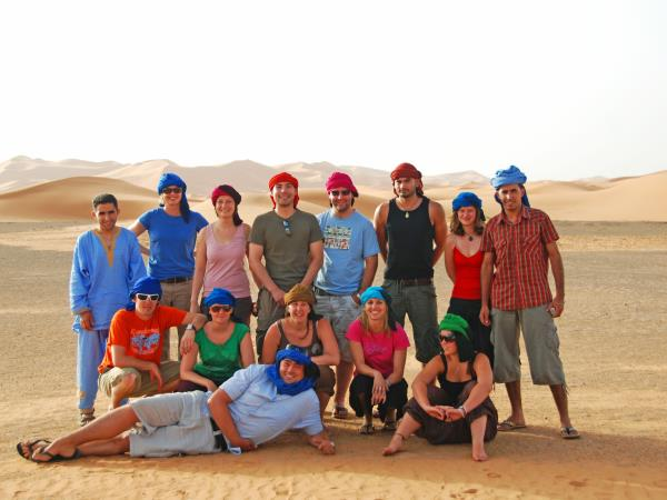 Morocco express 5 day tour