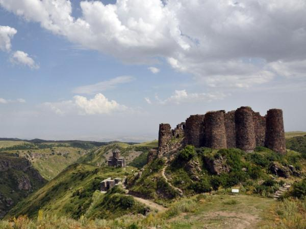 Armenia walking holiday, small group