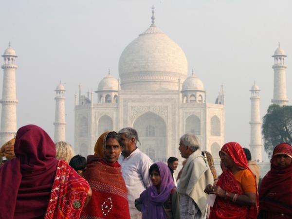 India tiger safari & Taj Mahal tour