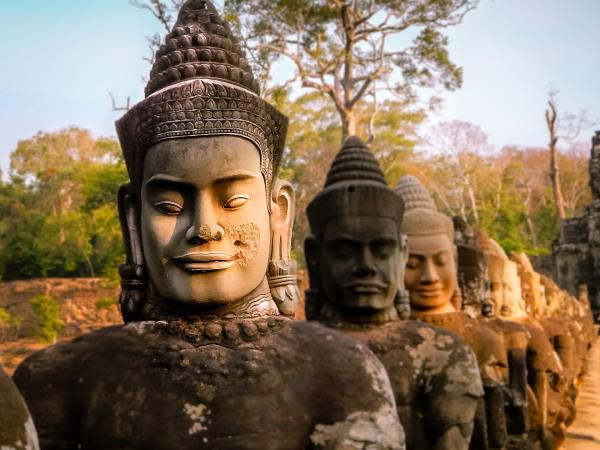 Complete Cambodia holiday