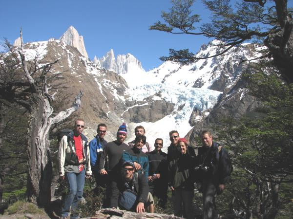 Patagonia 9 day tour, small group