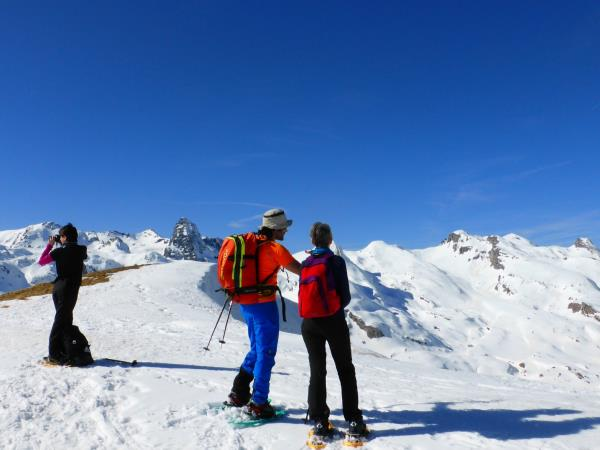 Winter walking & snow shoeing holiday in Spain