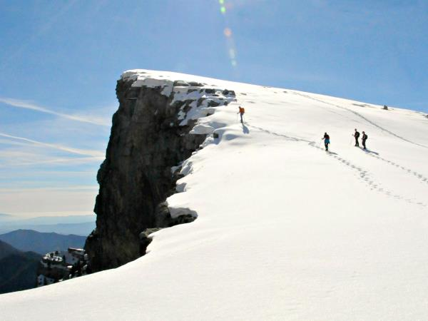 Winter walking & snow shoeing holiday in Spain, Spanish Pyrenees
