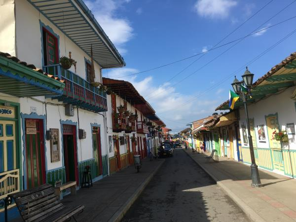 Colombia highlights tour, 12 days