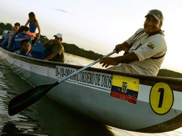 Equador adventure tour, 16 days