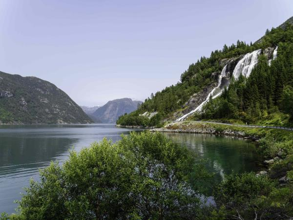 Norwegian fjords hiking holiday