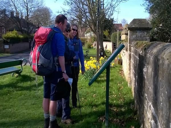 Yorkshire guided walking holiday, The Prior Richard Way