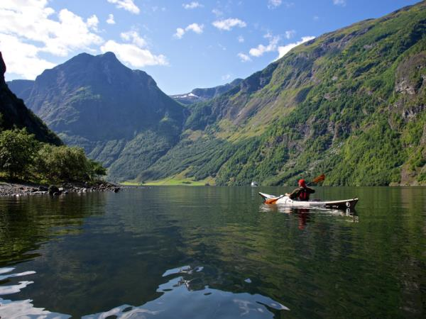 Fjords of Norway activity holiday