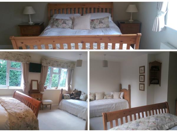 South Downs bed & breakfast near Liss, Hampshire, England